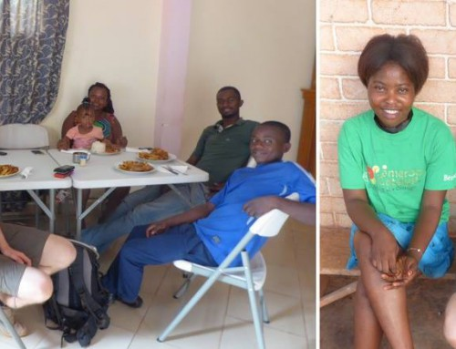 Cameroon Catalyst hire our first full-time Cameroon volunteer