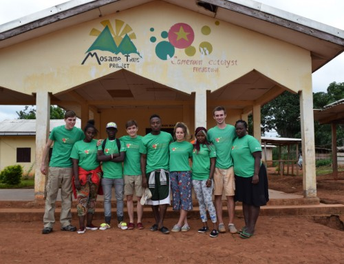 Reflections from the Student Team – June 2016 Trip to Cameroon